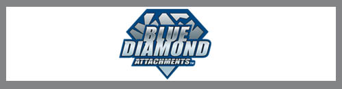 Shop Blue Diamond Excavator Attachments