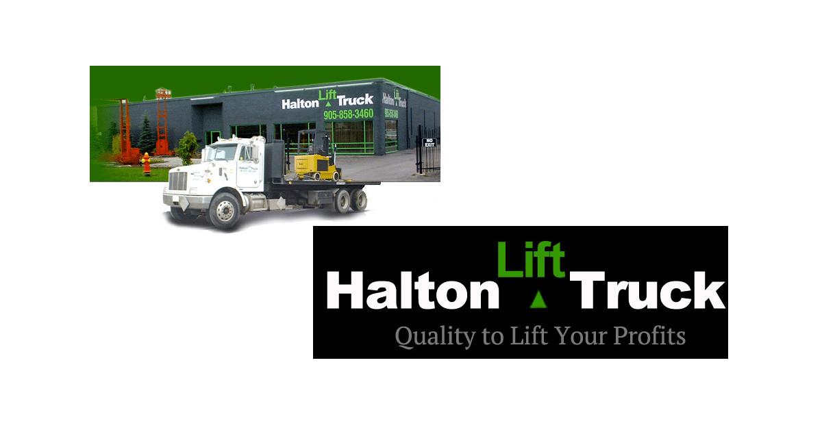 Halton Lift Truck now selling on Fleet Up
