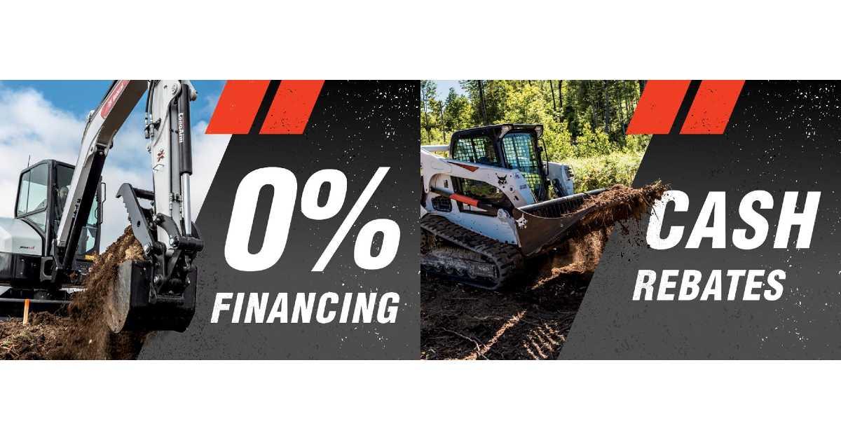 Bobcat Financing Offers