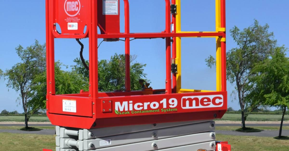 new mec micro19