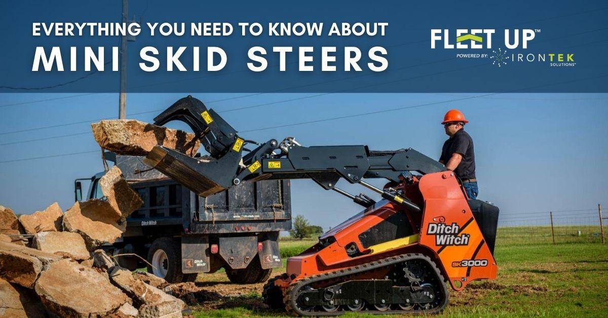 Mini Skid Steer For Sale