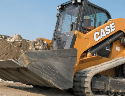 CASE introduces TV620B compact track loader