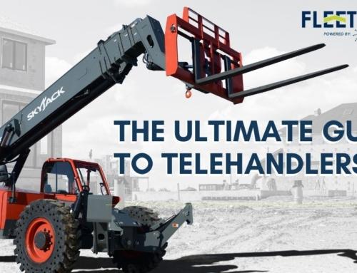 Ultimate Guide To Telehandlers